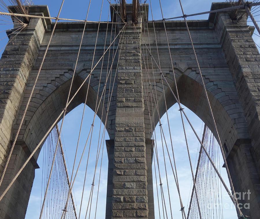 Brooklyn Bridge by Wilko Van de Kamp