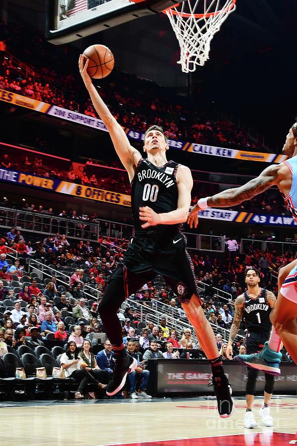 Brooklyn Nets V Atlanta Hawks Photograph by Scott Cunningham
