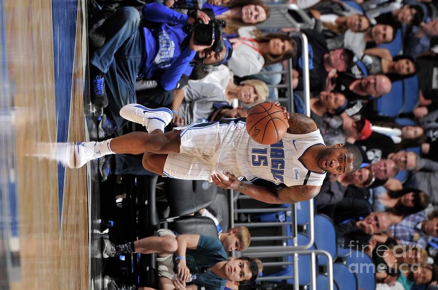 Brooklyn Nets V Orlando Magic Photograph by Gary Bassing