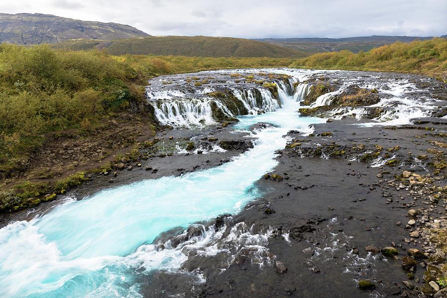 Bruarfoss waterfall by RicardMN Photography