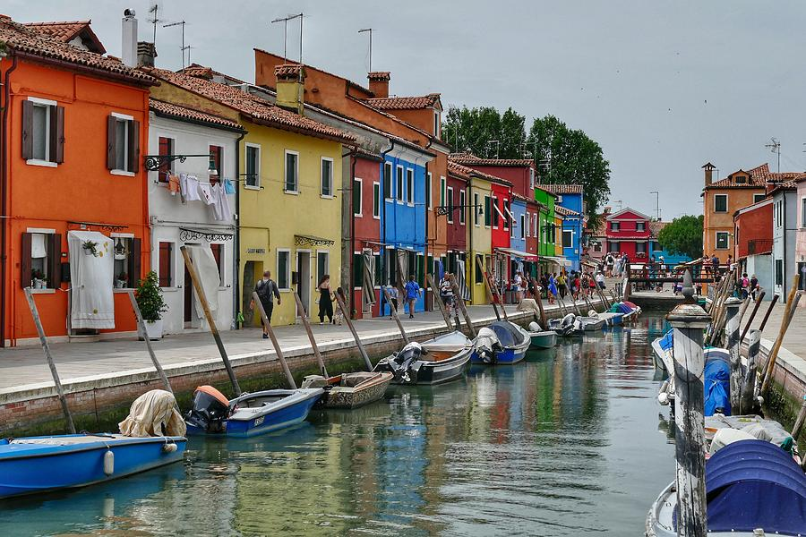 BURANO COLORS by Jeffrey PERKINS