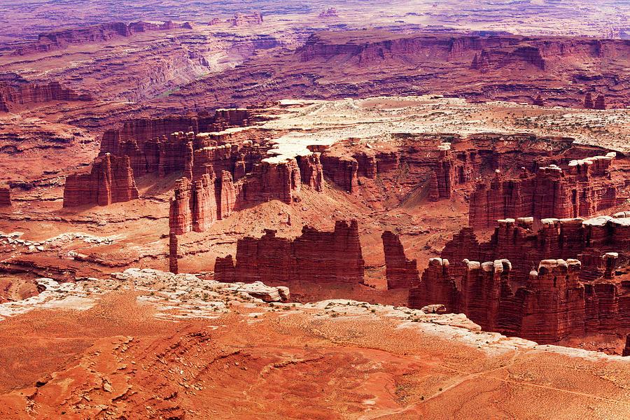 Canyonlands National Park, Colorado Photograph by Lucynakoch