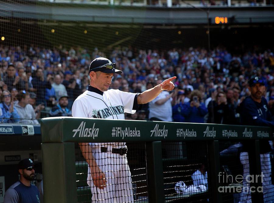 Chicago Cubs V Seattle Mariners Photograph by Lindsey Wasson