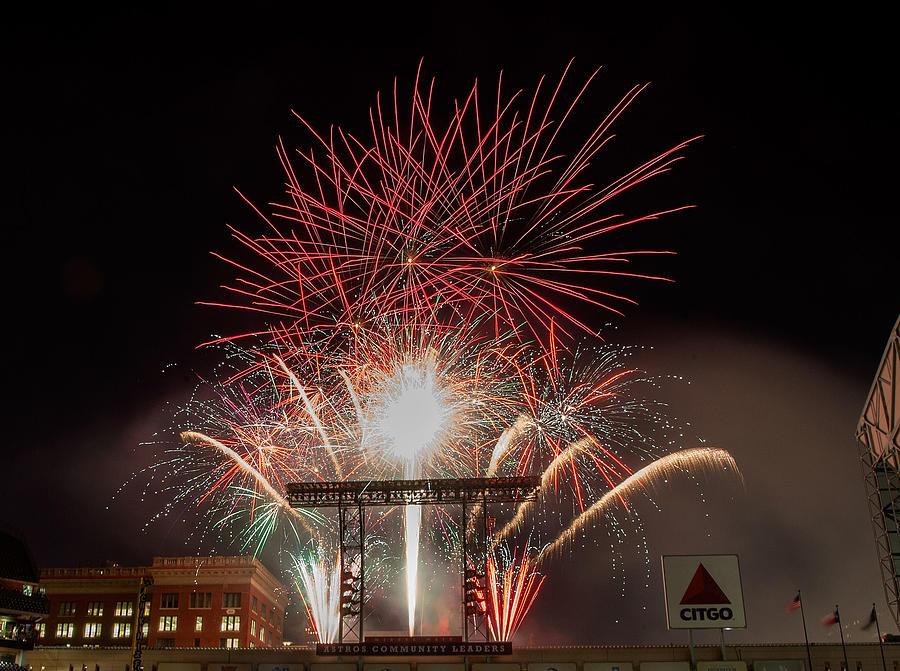 Chicago White Sox V Houston Astros Photograph by Bob Levey