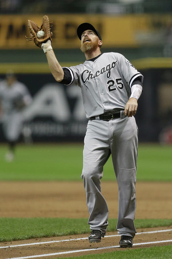 Chicago White Sox V Milwaukee Brewers 2 Photograph by Mike Mcginnis