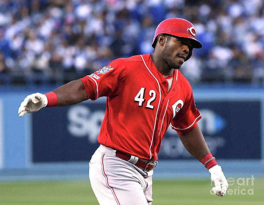 Cincinnati Reds V Los Angeles Dodgers 2 Photograph by Harry How