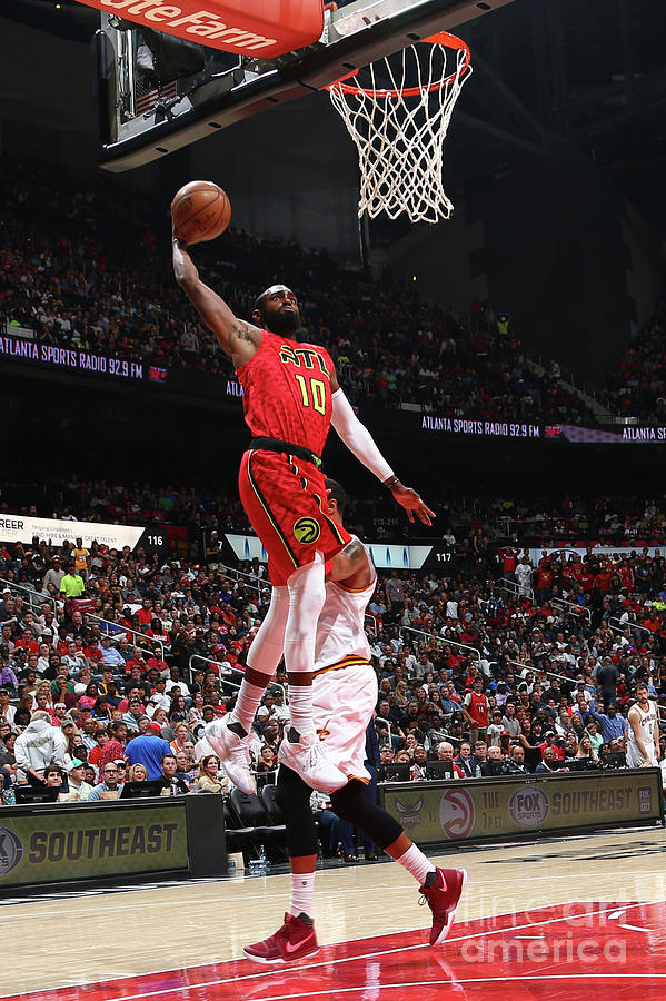 Cleveland Cavaliers V Atlanta Hawks Photograph by Kevin Liles