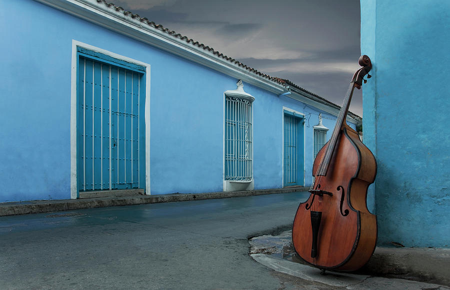 Cuba. Santiago De Cuba. Calle Heredia Photograph by Buena Vista Images