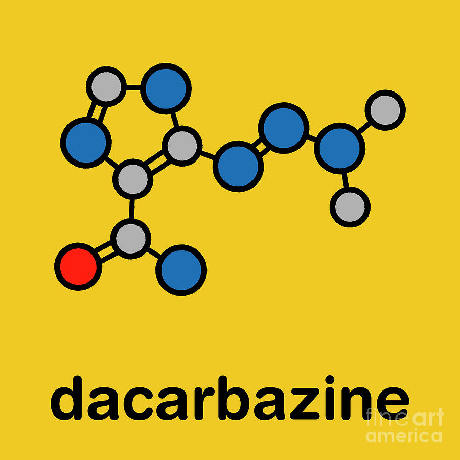 Antineoplastic Photograph - Dacarbazine Chemotherapy Drug by Molekuul/science Photo Library
