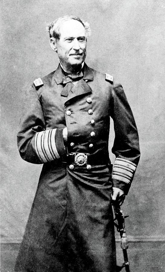 MaritimeQuest - Admiral David Glasgow Farragut USN (1801-1870)