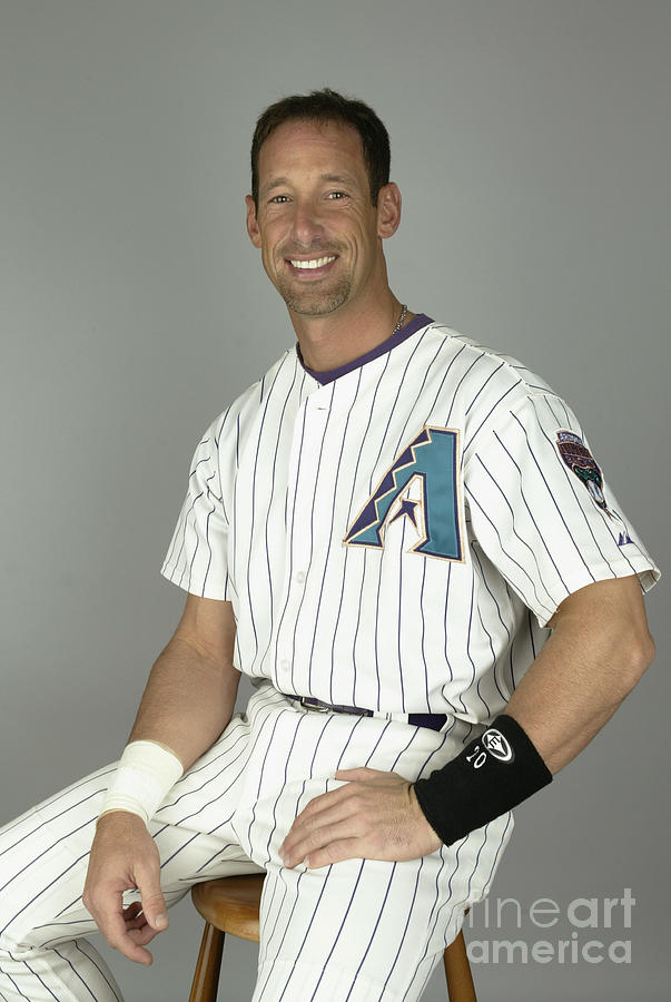 Diamondbacks Photo Day Photograph by Jeff Gross