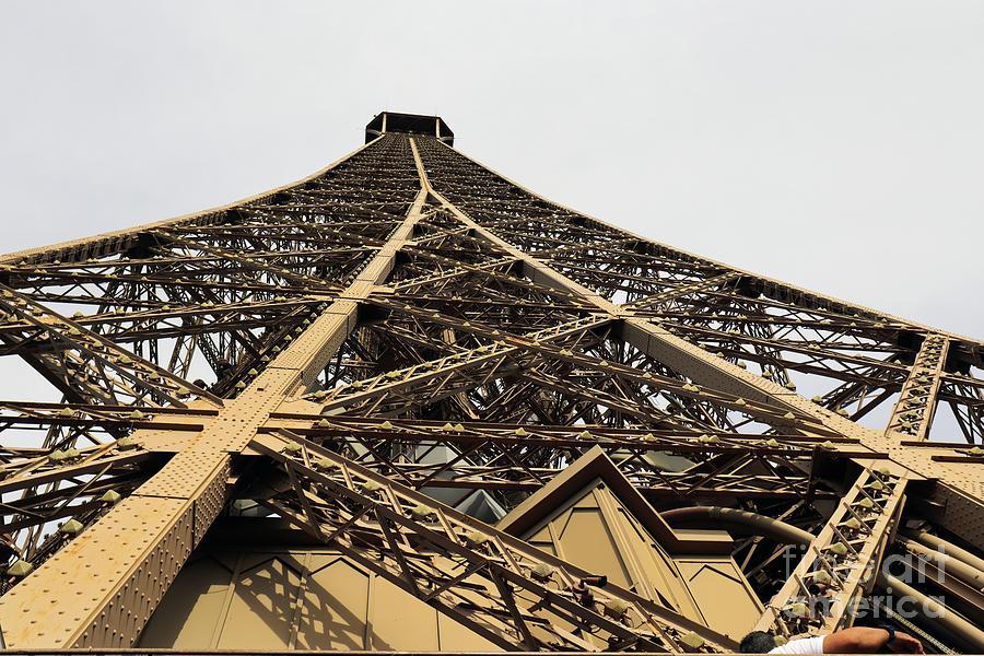 Eiffel Tower Paris France by Steven Spak