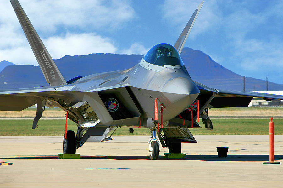 F22 Rapter by Chris Smith