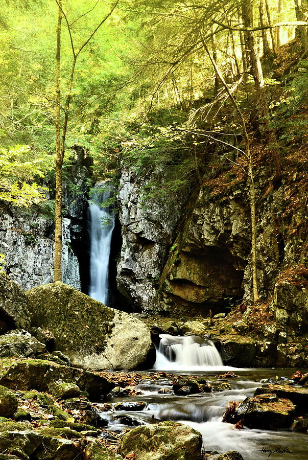 Falls of Song by Harry Moulton