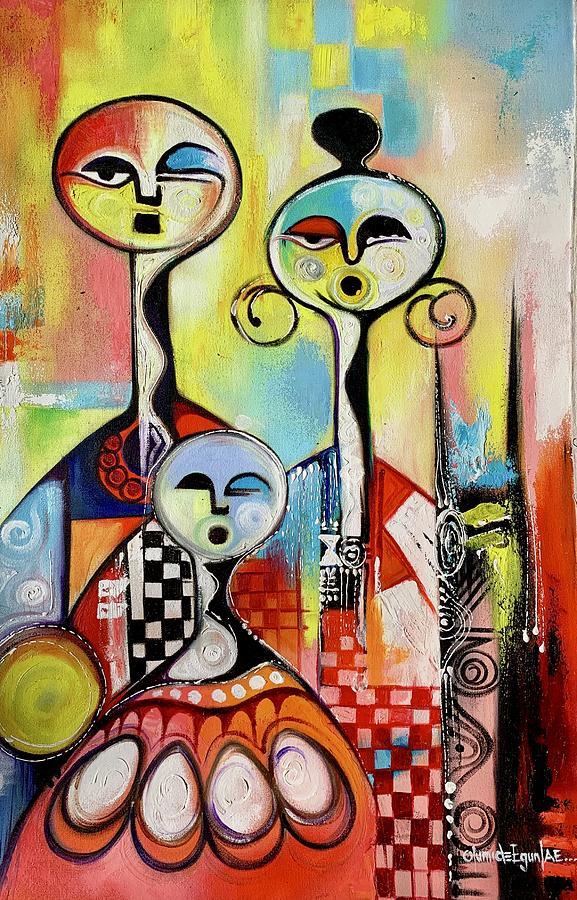 Family by Olumide Egunlae