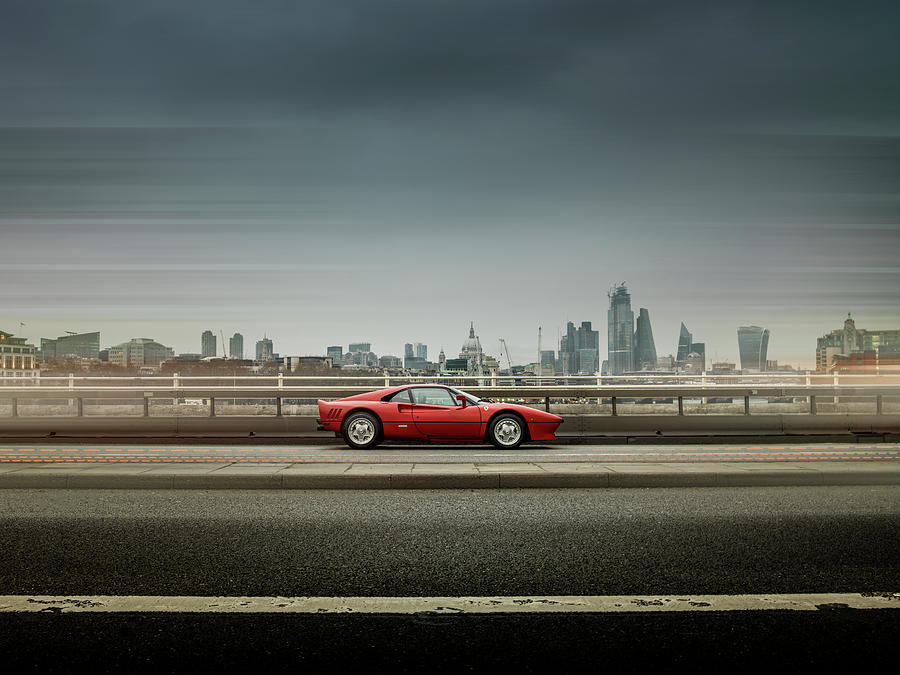 Ferrari 288 GTO by George Williams