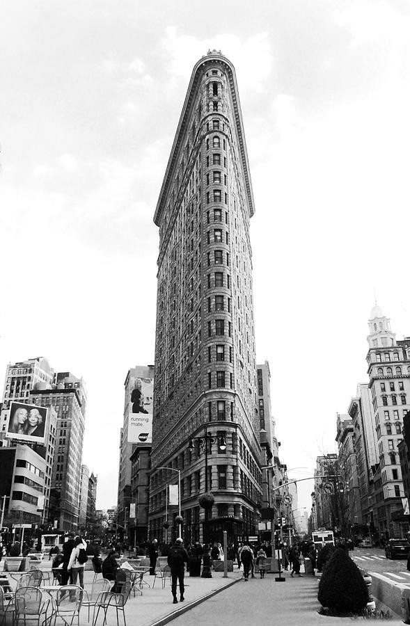 Flatiron Building - New York by Doc Braham