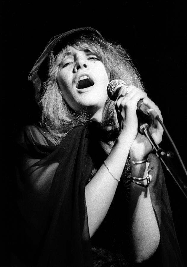 Fleetwood Mac Live Photograph by Ed Perlstein