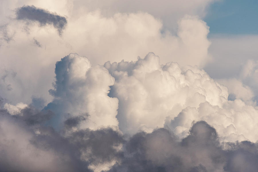 Fluffy Clouds by Robert Potts