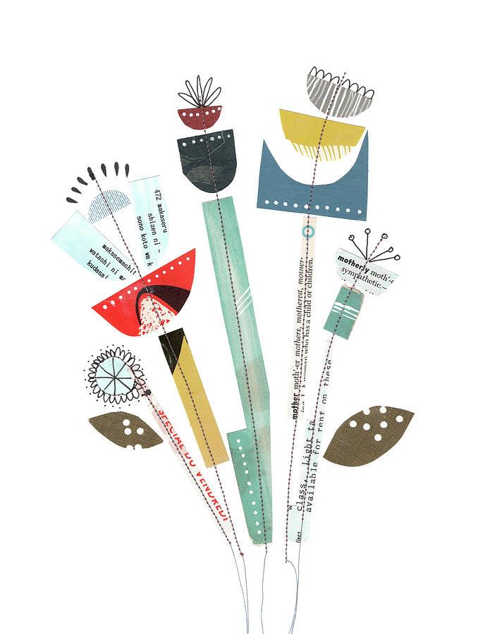 Fresh Cut paper by Lucie Duclos