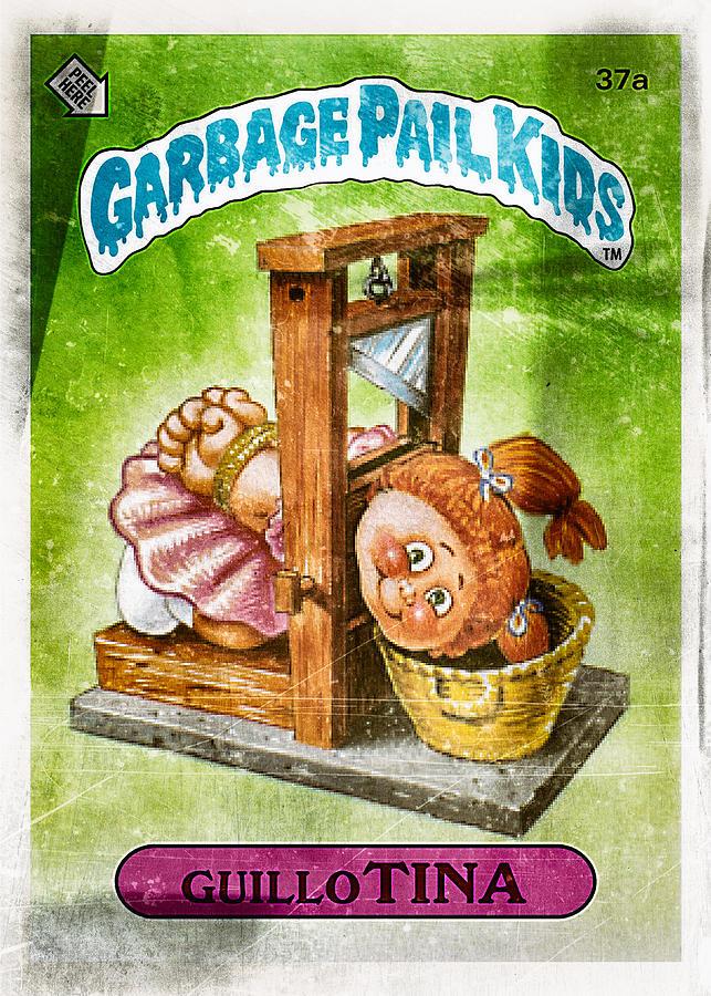 2-garbage-pail-kids-cards-benjamin-dupon