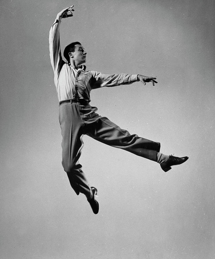 Gene Kelly Photograph by Gjon Mili