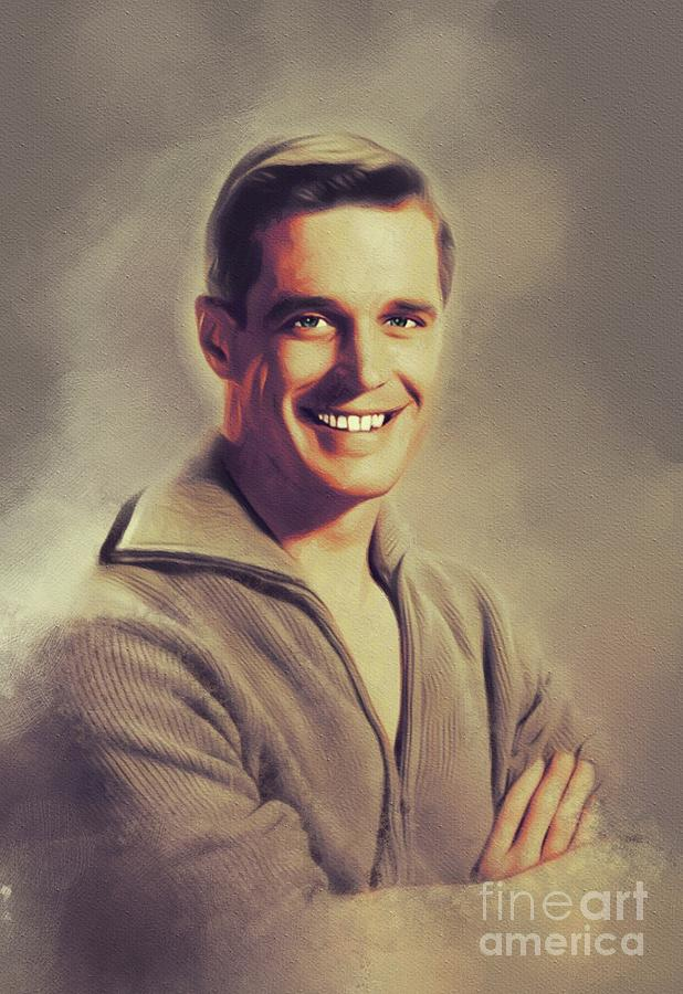 George Peppard, Actor by John Springfield