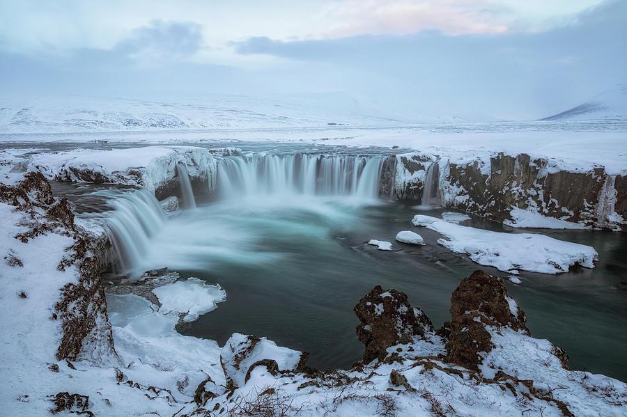 Godafoss - Iceland by Joana Kruse