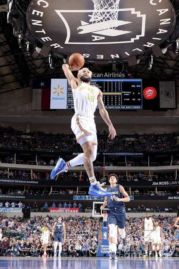 Golden State Warriors V Dallas Mavericks Photograph by Glenn James