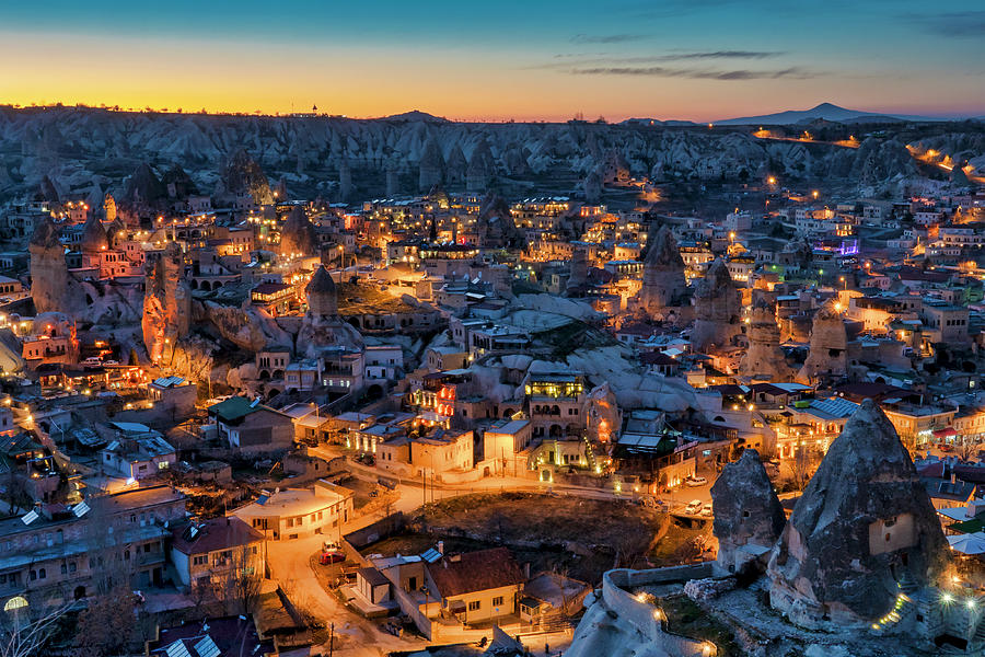 View Photograph - Goreme by Fabrizio Troiani