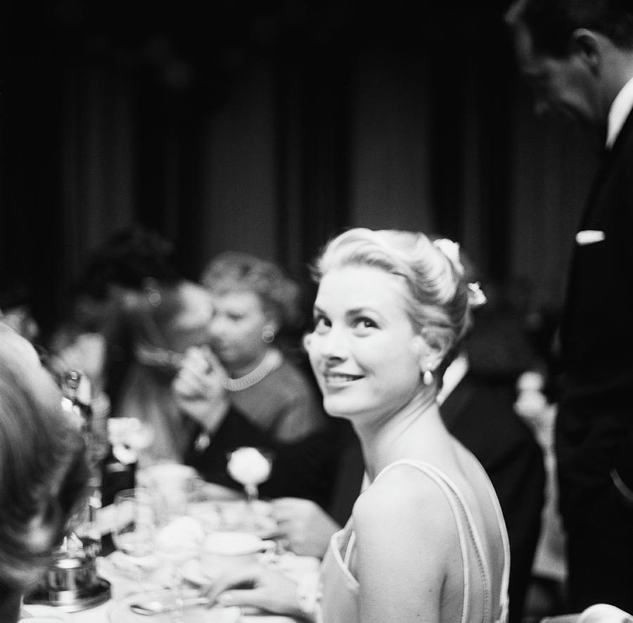 Grace Kelly Photograph by Michael Ochs Archives