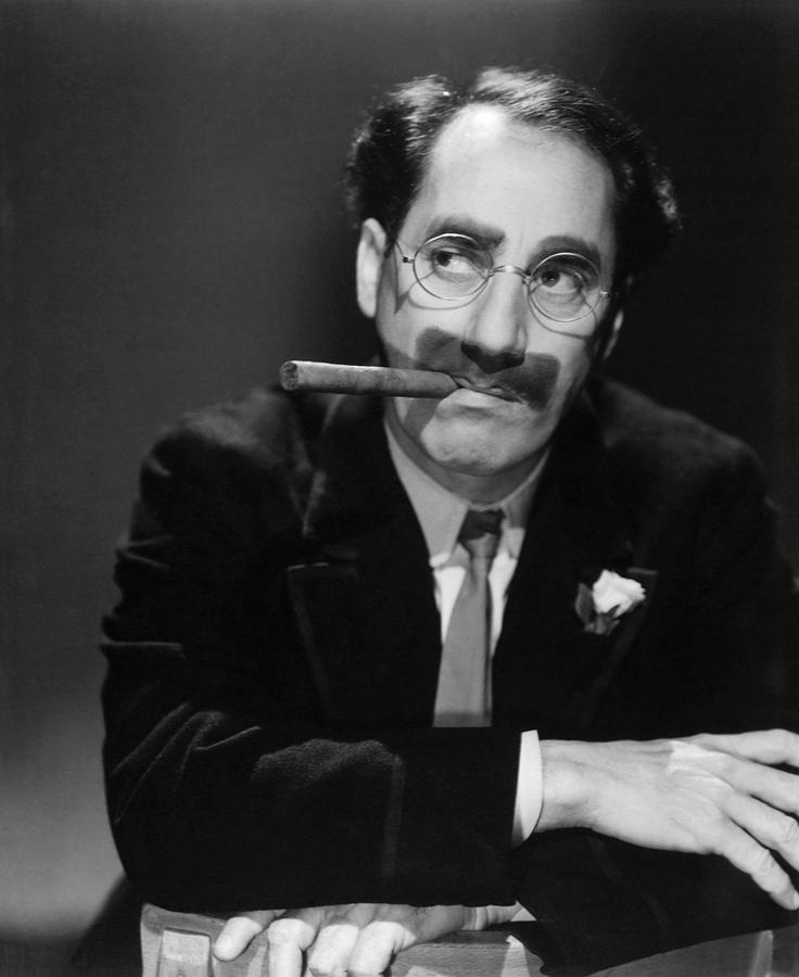 groucho marx whatever it is i'm against it