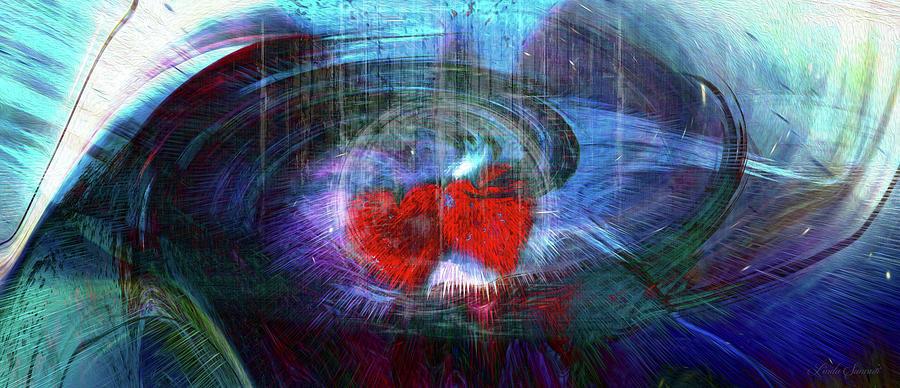 2 Hearts As One by Linda Sannuti
