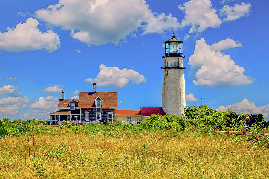 Highland Light - Cape Cod Photograph