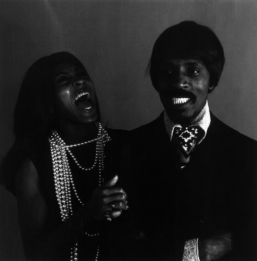Ike And Tina Turner Photograph by Jack Robinson