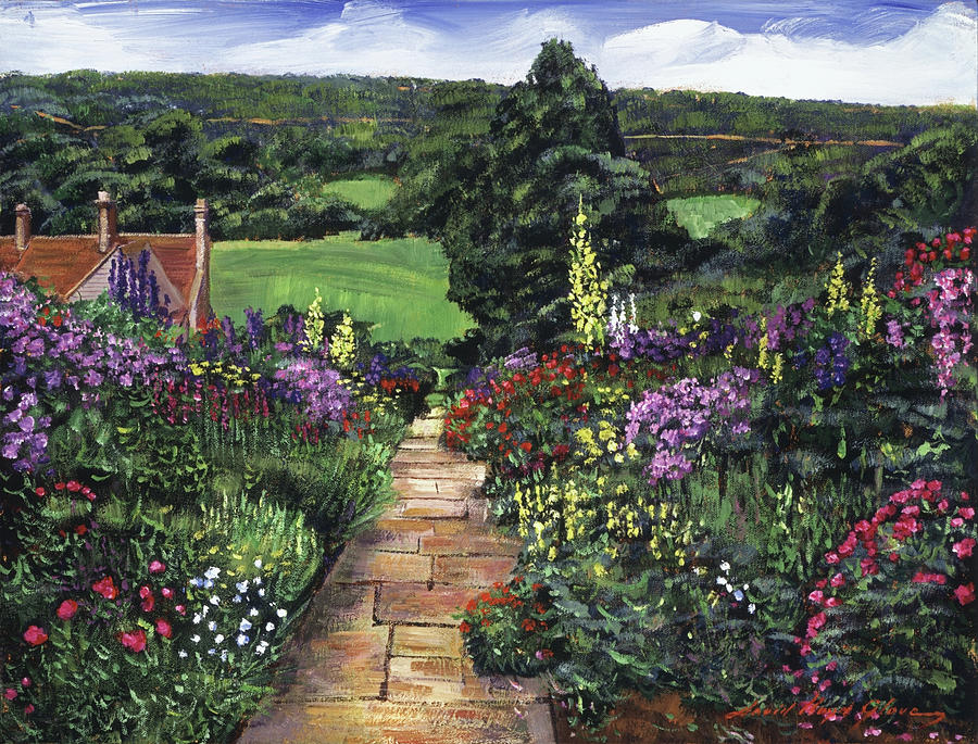 Impressions Of England Painting