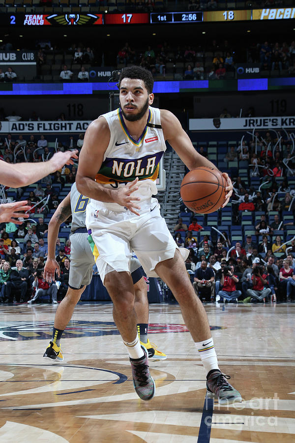 Indiana Pacers V New Orleans Pelicans Photograph by Layne Murdoch Jr.