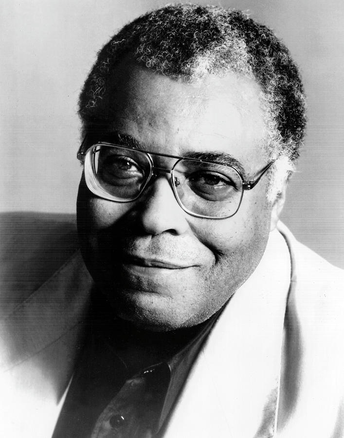 James Earl Jones Portrait 2 Photograph by Afro Newspaper/gado