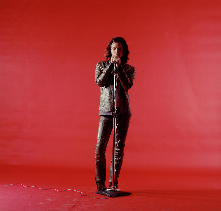 Jim Morrison Photograph by Yale Joel