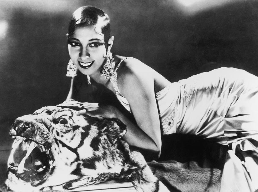 Josephine Baker Photograph by Hulton Archive