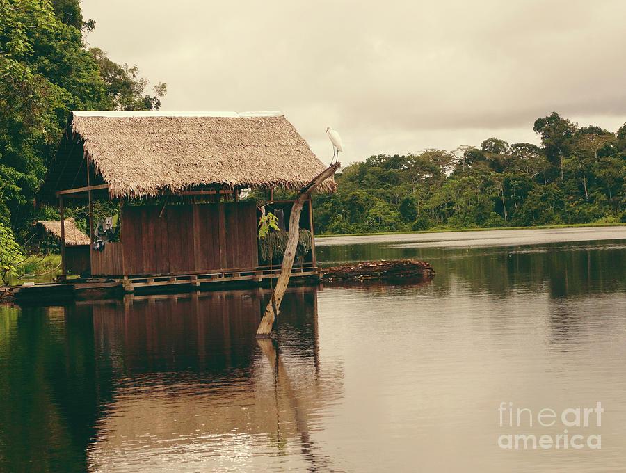 Lake Marasha Photograph