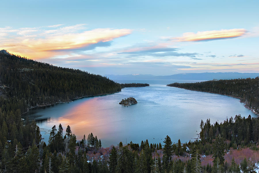 Lake Tahoe Photograph by Ropelato Photography; Earthscapes