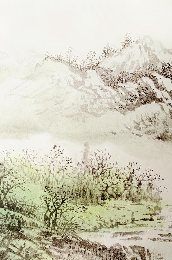 Landscape Digital Art by Vii-photo