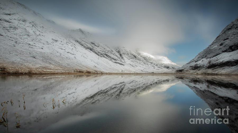 Loch Achtriochtan Photograph