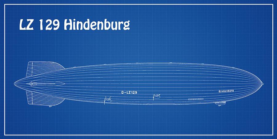 on airship schematics