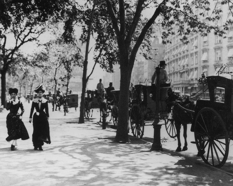 Madison Square Park Photograph by Fpg