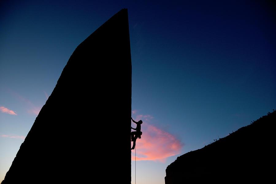 Malta Sport Climbing 2012 Photograph by Corey Rich