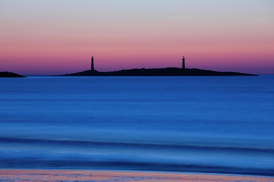 Massachusetts, Cape Ann, Rockport Photograph by Walter Bibikow