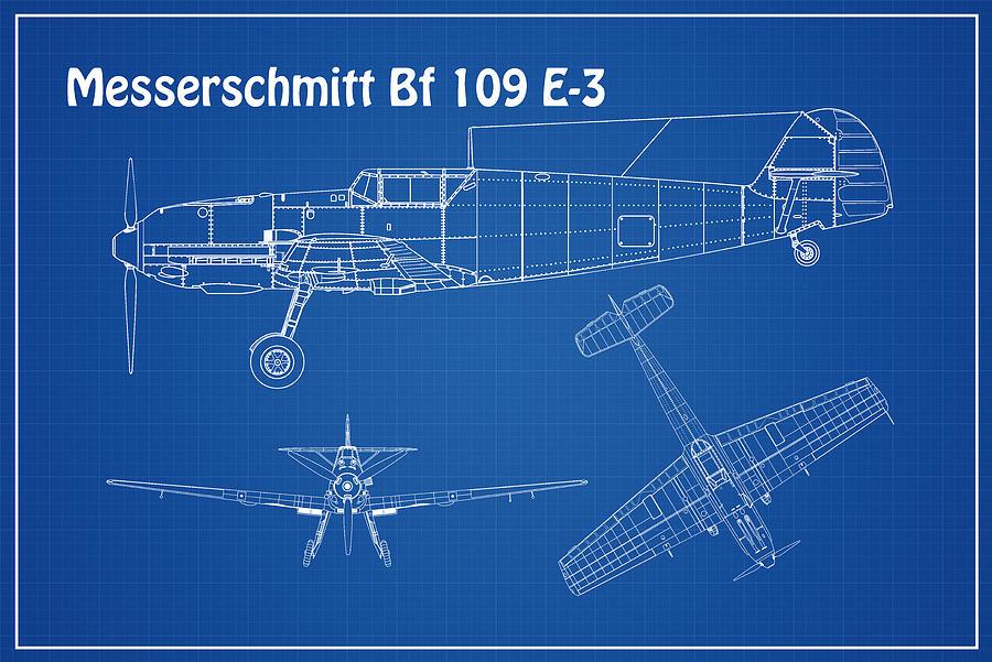 Messerschmitt Bf 109 E-3