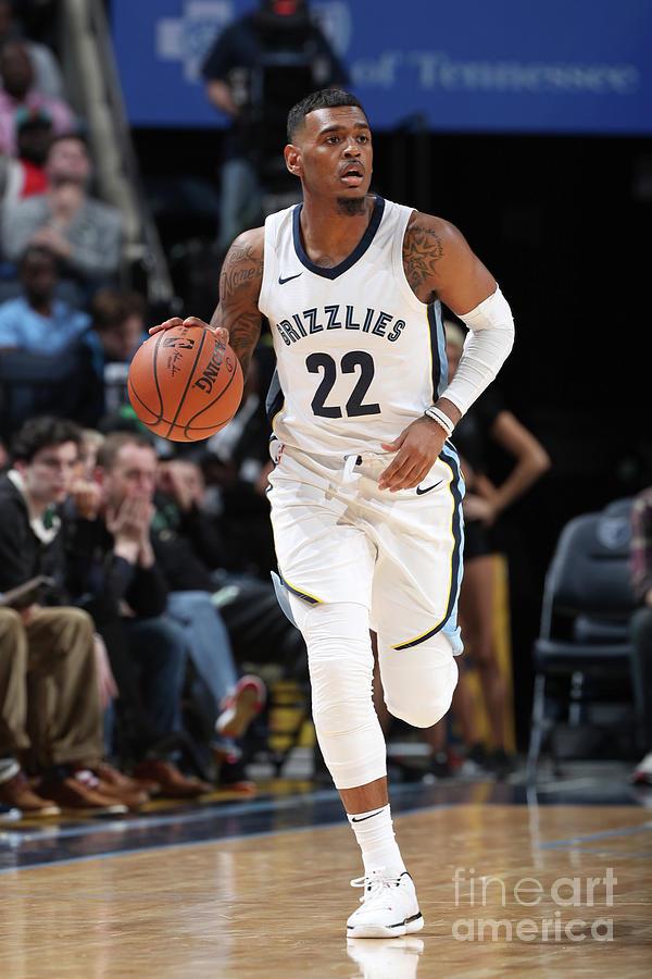 Milwaukee Bucks V Memphis Grizzlies Photograph by Joe Murphy